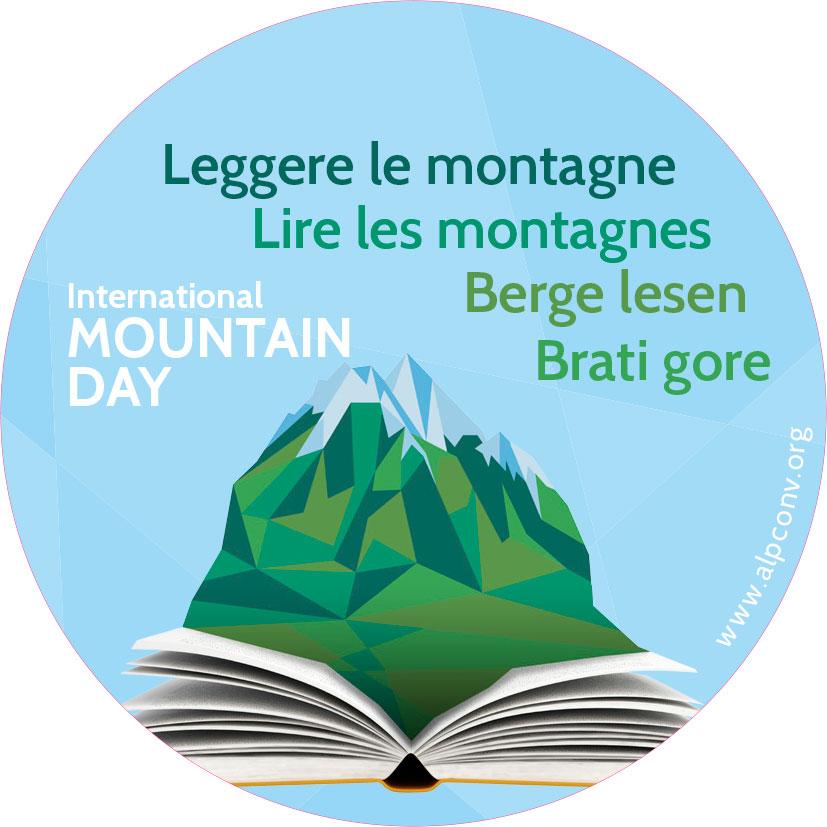 Logo Leggere le Montagne 2020