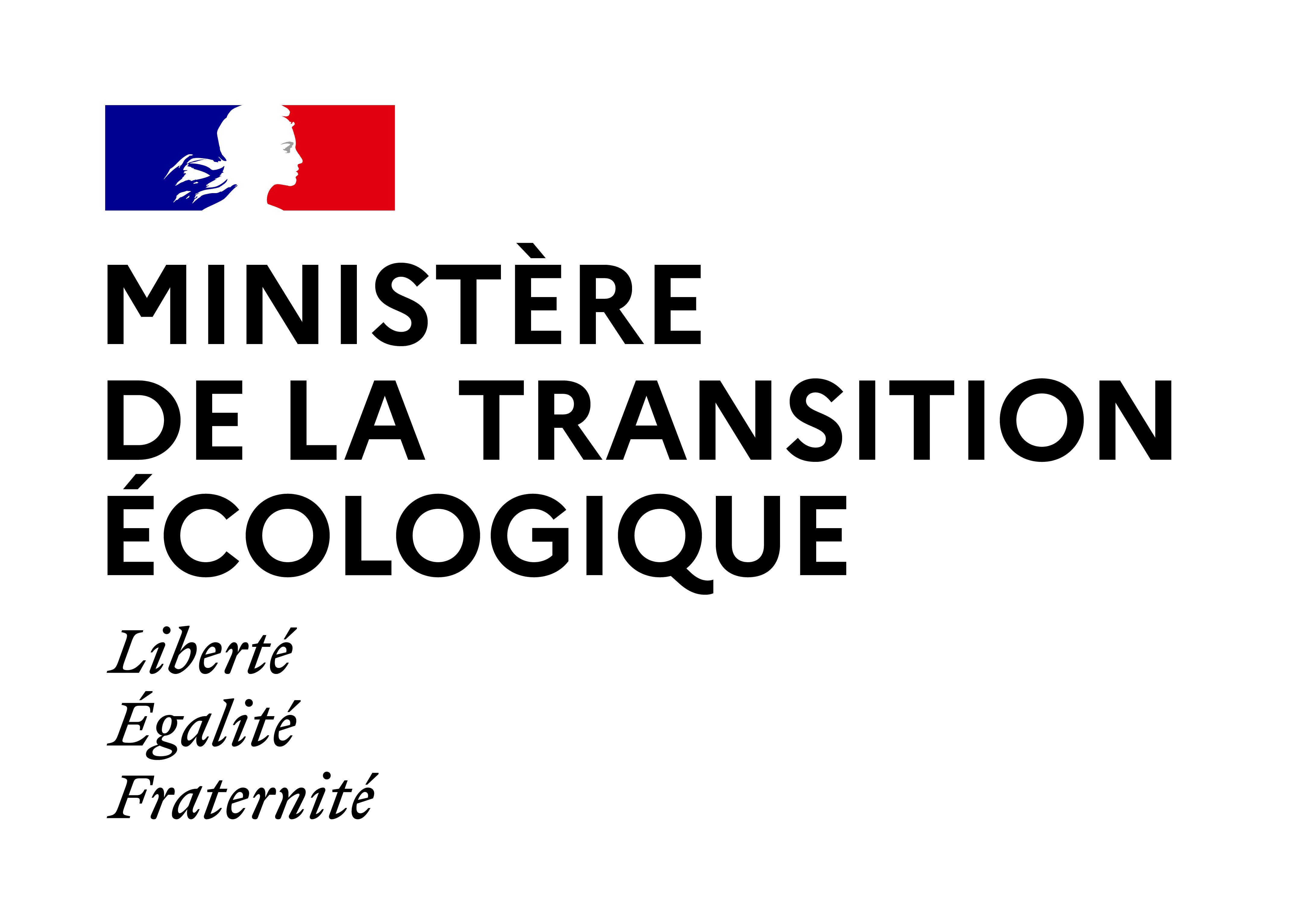 Logo Ministero della Transizione Ecologica francese