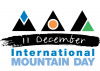 Logo International Mountain Day