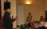 Danilo Mainardi al XIII Stambecco d'Oro - archivio FGP