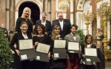 Tutti i premiati degli Young Academics Awards a Grassau
