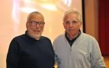 Danilo Mainardi e Ezio Torta al XV Trofeo SDO - archivio FGP