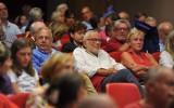 Danilo Mainardi tra il pubblico del XVI GPINFF - Archivio FGP