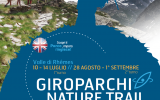 Locandina Giroparchi Nature Trail 2017