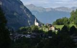Veduta di Rhêmes-Saint-Georges