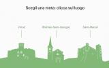 Skyline dei Comuni SONO sulla piattaforma sonoincammino.eu
