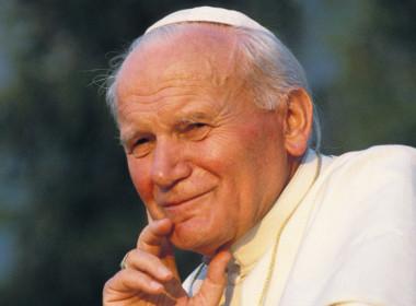 Papa Giovanni Paolo II Introd Valle d'Aosta Jean Paul 2 San Santo Papi Pontefici