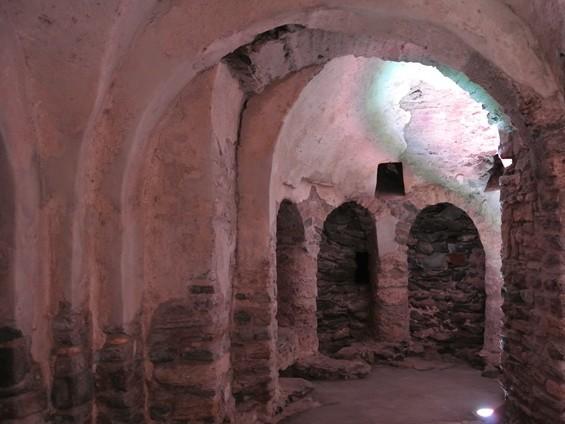 Sabato 22 luglio apre al pubblico la cripta di St-Léger ad