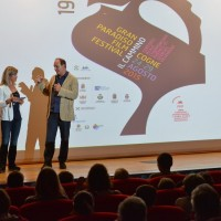 2015-08-28 Luisa Vuillermoz e Brando Quilici - Foto archivio FGP