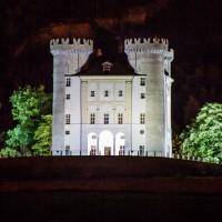 WLM 2017 Castello di Aymavilles by night - foto Antonio Furingo