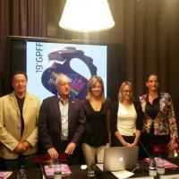 Conferenza stampa XIX GPFF Torino - Archivio FGP