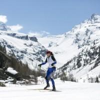 Corsa su sci a Valsavarenche - Biathlon Loisir