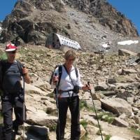 """Con il Vittorio Emanuele II alle spalle si chiude una due giorni indimenticabile. """"La Valle d'Aosta nel cuore"""", commenta Fabio su Twitter"""