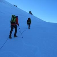 Sempre più in alto: i 4.000 metri si avvicinano...