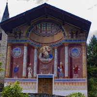 WLM 2017 Facciata chiesa St. Léger - foto Antoniomonaco 1967