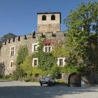 Introd, il Castello Sarriod, XIII Secolo - foto di Enrico Robetto