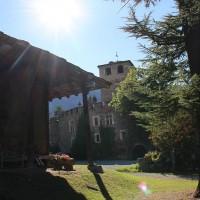 Luci ed ombre sul castello - foto di BISA