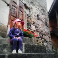 Animazione Smartphoto al castello di introd