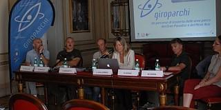 Conferenza stampa Giroparchi a Milano - Foto Archivio FGP
