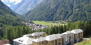 Villaggio Minatori - Foto Archivio FGP